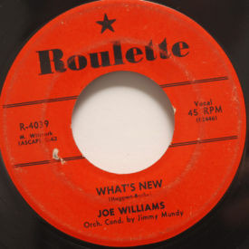 Joe Williams - What's New