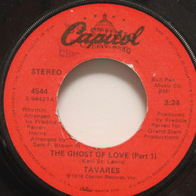 Tavares - The Ghost Of Love