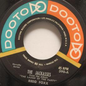 Redd Foxx - The Jackasses/The Race Track