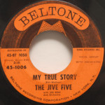 Jive Five - My True Story