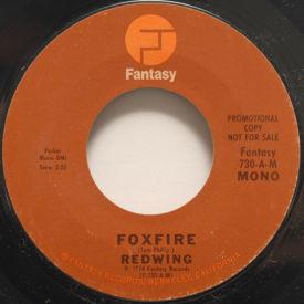 Redwing - Foxfire