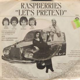 Raspberries - Let's Pretend