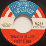 Bobby G Rice - Mountain Of Love