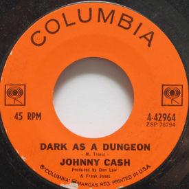 Johnny Cash - Dark As A Dungeon