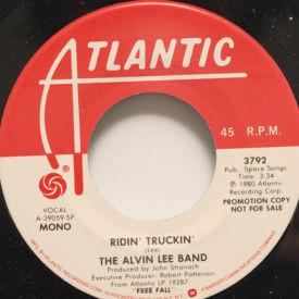 Alvin Lee - Ridin' Truckin'