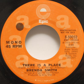 Brenda Smith - There Is a Place