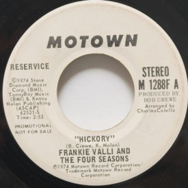 Frankie Valli And The Four Seasons - Hickory