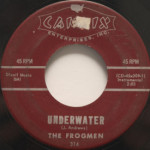 Frogmen - Underwater/The Mad Rush
