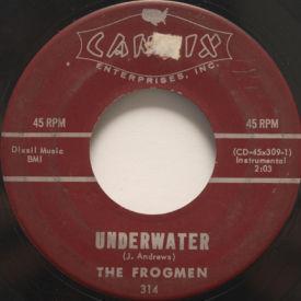 Frogmen - Underwater/The Mad Rush