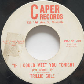 Trillie Cole - If I Could Meet You Tonight