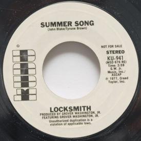 Locksmith - Summer Song