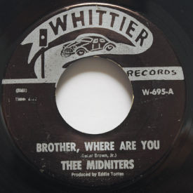 Thee Midniters - Bother, Where Are You/Heat Wave
