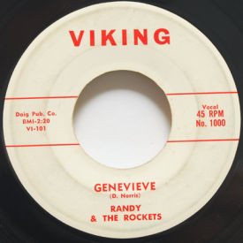 Randy & The Rockets - Genevieve/If You Really Care