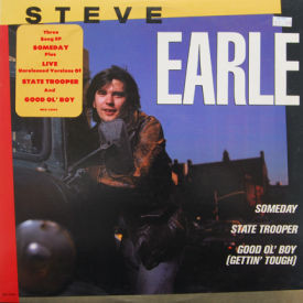 Steve Earle - Steve Earle EP