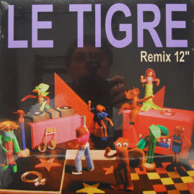 Le Tigre - Remix 12″ – SEALES