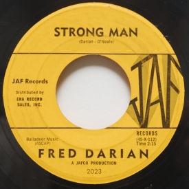 Fred Darian - Johnny Willow/Strong Man