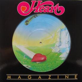 Heart - Magazine – Picture Disc