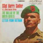 Sgt. Barry Sadler - Ballad Of The Green Berets