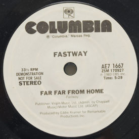 Fastway - Far Far From Home