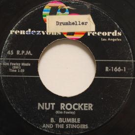 B. Bumble And The Stingers - Nut Rocker/Nautilus