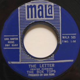 Box Tops - The Letter