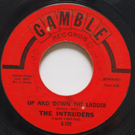 Intruders - Up And Down The Ladder/Together