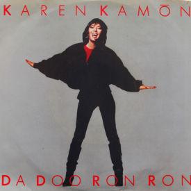 Karen Kamon - Da Doo Ron Ron