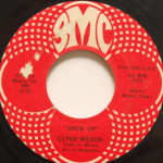 Clyde Wilson - If You'll Be My Girl/Open Up