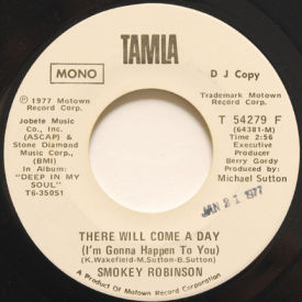 Smokey Robinson - There Will Come A Day