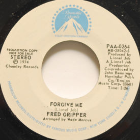 Fred Gripper - Forgive Me