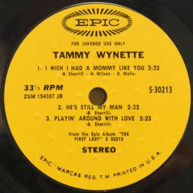 Tammy Wynette - I Wish I had A Mommy Like You
