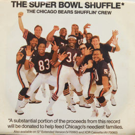 Chicago Bears Shufflin' Crew - Super Bowl Shuffle
