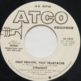 Straight - Half Heaven, Half Heartache