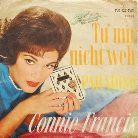 Connie Francis - Tu' MirNicht Weh