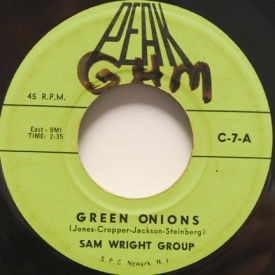 Sam Wright Group/Jimmy Grant - Green Onions/Patches