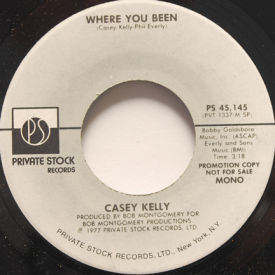 Casey Kelly - Where You Been