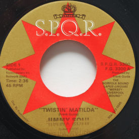 Jimmy Soul - Twistin' Matilda