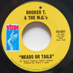 Booker T. & The M.G.'s - Soul-Limbo/Heads Or Tails