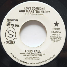 Louis Paul - Love Someone And Make 'Em Happy
