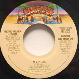 Meadowlark Lemon - My Kids