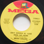 Brian Collins - There's A Kind Of Hush (All Over The World)