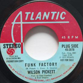 Wilson Pickett - Funk Factory