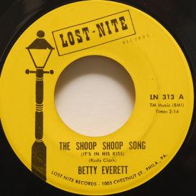 Betty Everett - Shoop Shoop Song