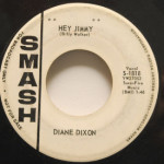Diane Dixon - Hey Jimmy/A Tear Stained Letter