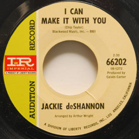 Jackie DeShannon - I Can Make It With You/To Be Myself