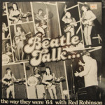 Beatles - Beatle Talk With Red Robinson - SEALED