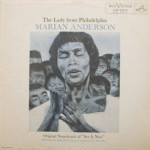 Marian Anderson - Lady From Philadelphia