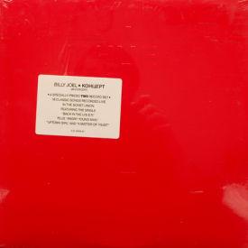 Billy Joel - Kohuept (In Concert) – SEALED