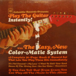 Soundtrack - Play The Guitar Instantly - Color-Matic System