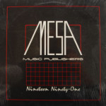 Mesa Music Publishers - Nineteen Ninety-One